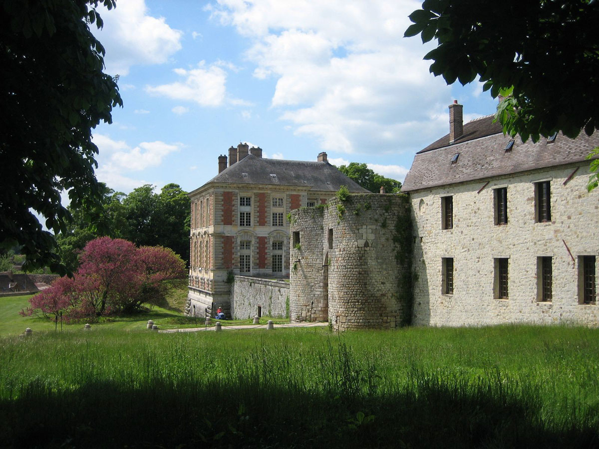 Chateau vallery